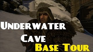 ark underwater cave base tour - Free video search site