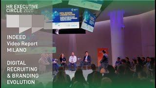 Youtube: Digital Recruiting & Branding Evolution - HR Executive Circle, Milano ottobre 2019 - Intervista