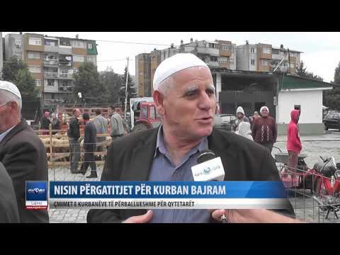 Nisin pergatitjet per Kurban Bajram  Cmimet e kurbaneve te perballueshme per qytetaret