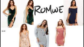 ROMWE TRY-ON COMPRAS ONLINE EN ROMWE DE VERDAD SIRVE?