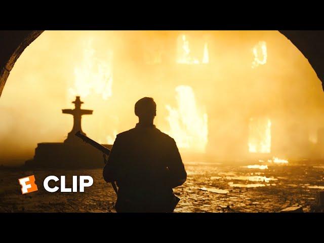 1917 Exclusive Movie Clip - Blazing City (2020) | Movieclips Coming Soon