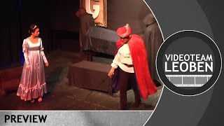 preview picture of video 'Englisches Theater Leoben 2013 | Preview'