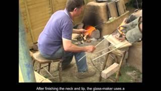LaunchPad: Ancient Glassmaking—The Roman Mold-Blown Technique