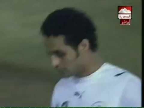 مباراة السعودية ومصر 2007 الشوط الاول
