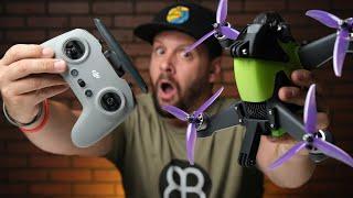 My DJI FPV Drone Dream Rates!