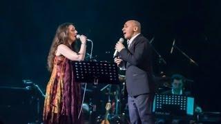 Dulce Pontes & Marcel Pavel - O mare e TU (live in Bucharest)