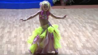 Angelina Galushkina ⊰⊱ Fiesta Dance