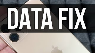 iPhone 11 Pro Max taking too much data - FIX | How to lower data usage