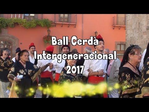 171007 BALL CERDÀ INTERGENERACIONAL
