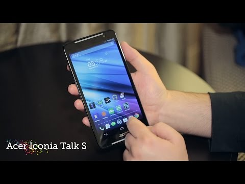 Acer Iconia Talk S | Hands-on