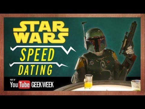 Bleskové rande ve Star Wars