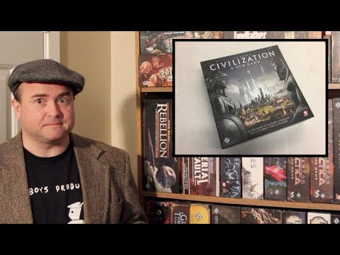 The Discriminating Gamer: Sid Meier's Civilization: A New Dawn