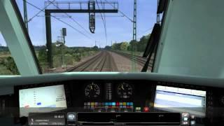 preview picture of video '#002 TS2013 - @München mit der 101 als S3 im Notfahrplan'