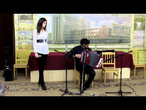 Игорь Растеряев и Аня Кудряшова (Великий Новгород)