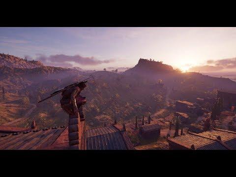 Assassin's Creed Odyssey. Расплата. Культист Иобат Стоик побежден. Фобос Дитя Нес.