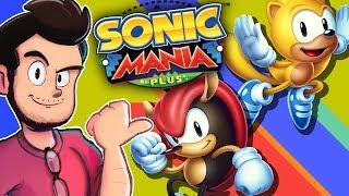 Sonic Mania Plus - AntDude