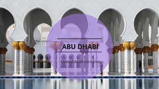 ABU DHABI, META DA MILLE E UNA NOTTE