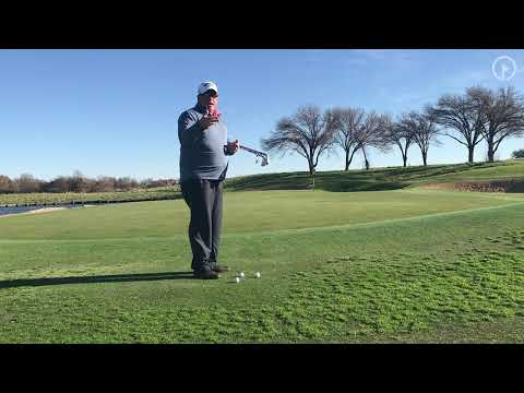 Use this Drill to Chip it Close