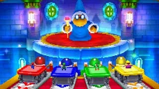 Mario Party Star Rush - All Bosses