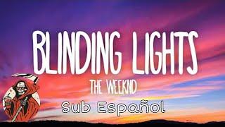 Blinding Lights (The Weeknd) - Sub Español
