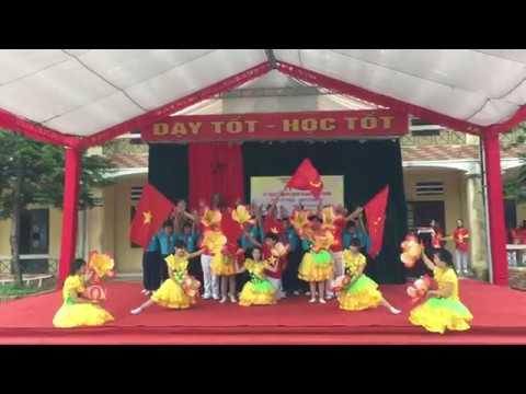 Hát: Ca ngợi Tổ quốc - Lớp 7A1 - Trường THCS Xuân Khanh