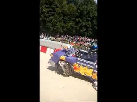 Red Bull Caisses à Savon IOS