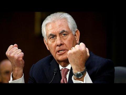Διαφοροποίηση Τίλερσον από τις θέσεις Τραμπ σε θέματα εξωτερικής πολιτικής