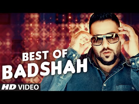 Best Of Badshah Songs (Hit Collection)| BOLLYWOOD SONGS 2016| INDIAN SONGS | Video Jukebox |T-Series Mp3