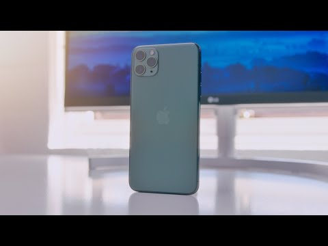 iPhone 11 Pro Max Review - Almost Pro!