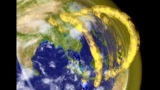 Sunspots & Earthspots   Electromagnetic Similarities