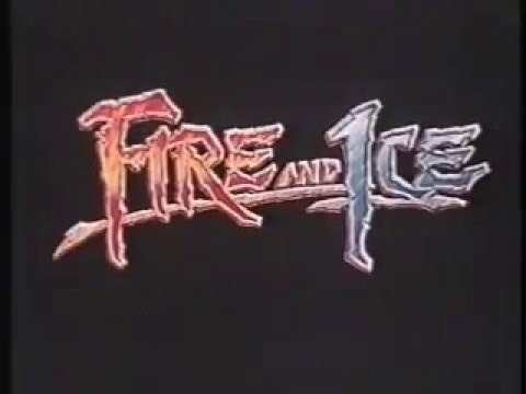 Fire and Ice (1983) trailer.