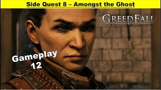 Greedfall - Amongst The Ghost - Question Instructors - Recruits - Find out Hidden Basement