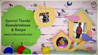 Vishwarath - Little Champ of Chennai   MYKIDSDIARY
