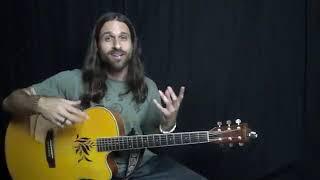 Casey Jones by Mississippi John Hurt - Guitar Lesson
