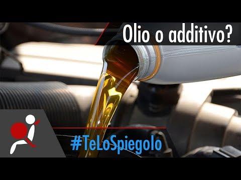 Aggiungere l'additivo all'olio allunga la vita al motore?