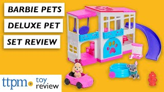 Barbie Pets Deluxe Pet Set from Just Play