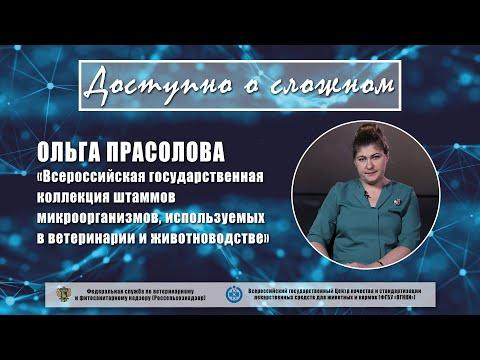 Всероссийская государственная коллекция штаммов микроорганизмов