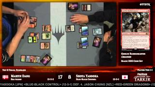 Pro Tour Dragons of Tarkir Finals (Standard): Shota Yasooka vs. Martin Dang