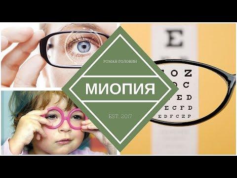Глазные капли улучшающие зрение при близорукости