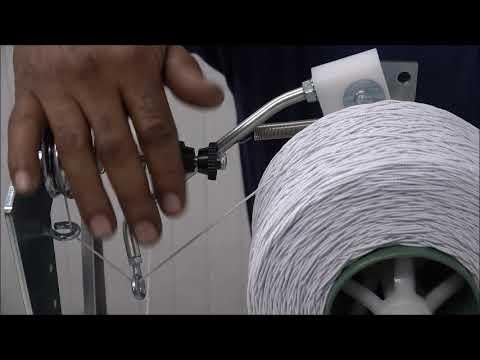 AXRO FQC2: Inställning av elastikspänning