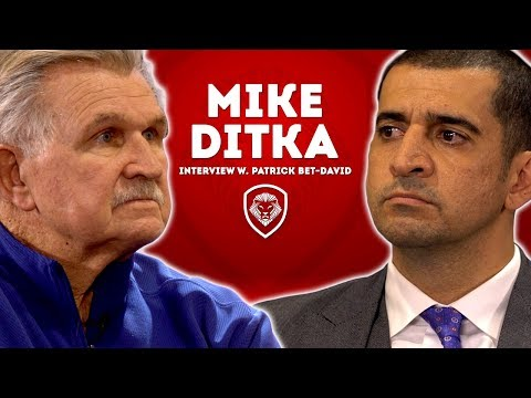 Mike Ditka Opens Up