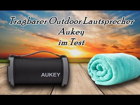 Aukey Tragbarer Bluetooth Lautsprecher mit Radio Funktion / Susi und Kay Projekte