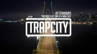 Download Video TroyBoi - Afterhours (feat. Diplo & Nina Sky) MP3 3GP MP4