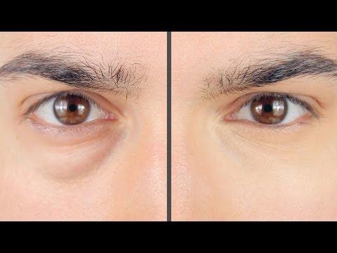 Maschere per occhi 6 pezzi di ringiovanimento di stile di bellezza con un nocciolo della strega