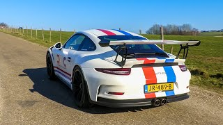 Sport Cars On Tour: Porsche 911 GT3RS, AMG GT63S, RS3, RS6, S6 V10, S7, S8, Mustang GT, Nissan GT-R