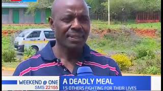 Githeri consumption leaves 2 dead and 15 hospitalized in a suspected case of food poisoning