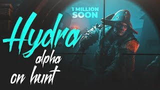 🔴PUBG MOBILE LIVE : HACKERS K BICH ME CHICKEN LENA IMMPOSSIBLE!? || H¥DRA | Alpha 😎😍