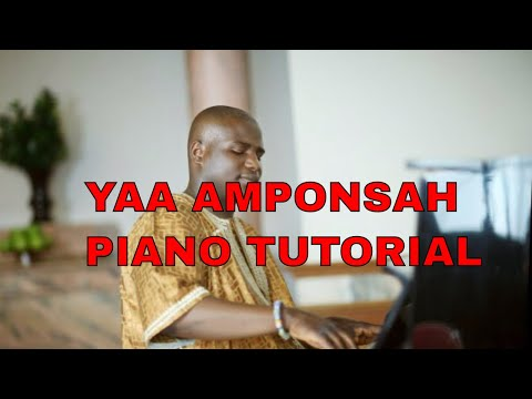 Part 1 Highlife lesson Yaa Amponsah Highlife Piano Tutorial Form and chord Analysis