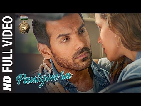 Download PANIYON SA Full Song | Satyameva Jayate  | John Abraham | Aisha Sharma | Tulsi Kumar | Atif Aslam HD Mp4 3GP Video and MP3