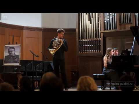 Ф.Шпиндлер - Соната для валторны и фортепиано